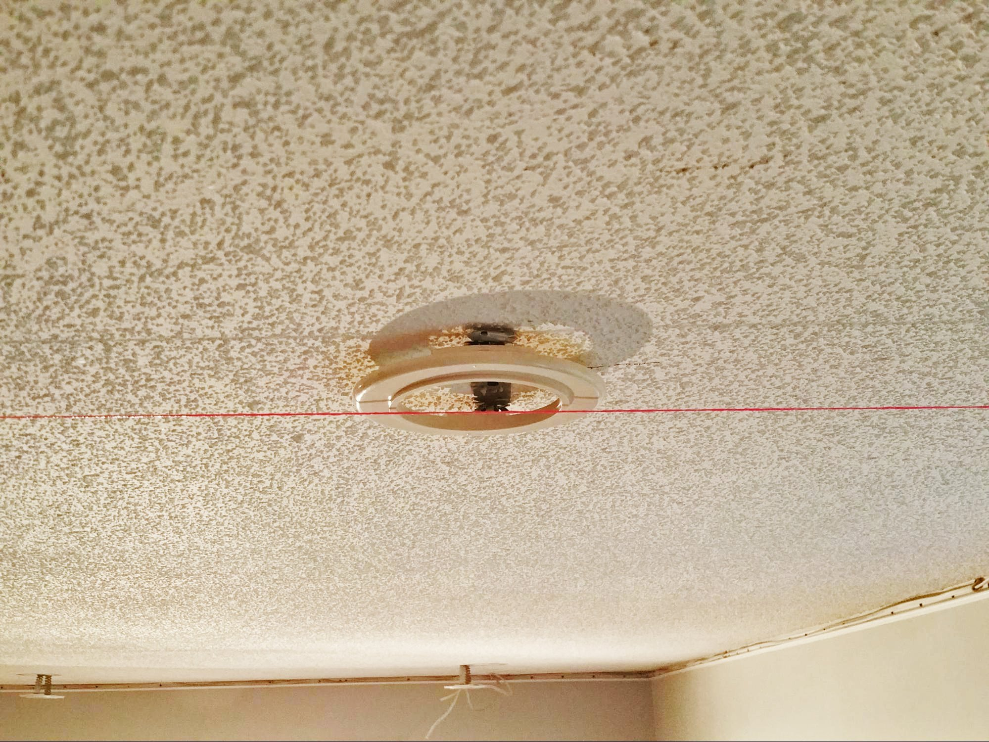 How to Install a Stretch Ceiling System with LED Recessed Lights